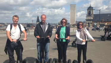 Segway City Tour Brussels