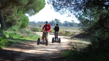 Segway Natural Park Of Faro