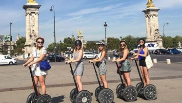 Segway Tour Golden Package