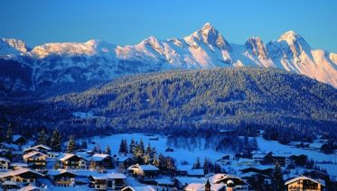 Self Guided Cross-Country Skiing at Leutasch and Seefeld