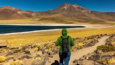 Self-guided driving tour in Atacama Desert