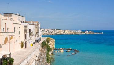 Self-Guided Walking in Puglia and Matera