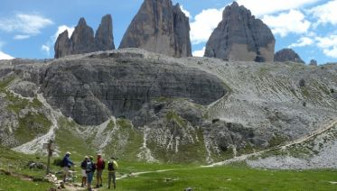 Self-Guided Walking In The Italian Dolomites - Premium