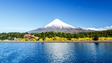 Semi Self-guided Trip In Chile's Lake District - 12 Days