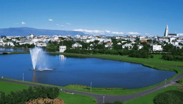 Sense Of Reykjavík And South Iceland