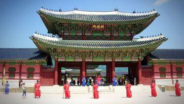 Seoul Highlights Tour And Nanta Show