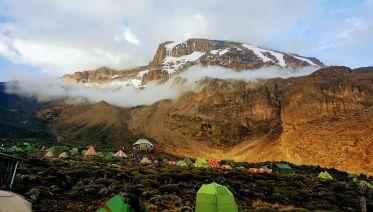 Seven-Day Mount Kilimanjaro Climb: Lemosho Route