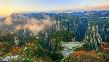 Seven-Day Private Tour to Beijing and Zhangjiajie