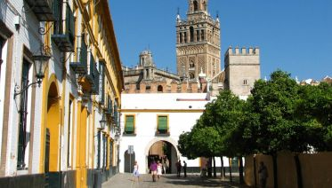 Seville Tour From Malaga