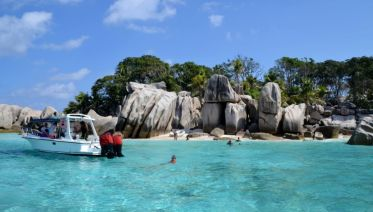 Seychelles Sailing Adventure