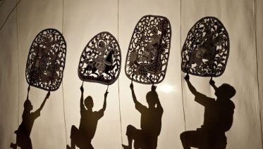Shadow Puppet Making Class In Siem Reap
