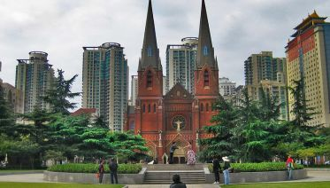 Shanghai Church and Jesuits Tours