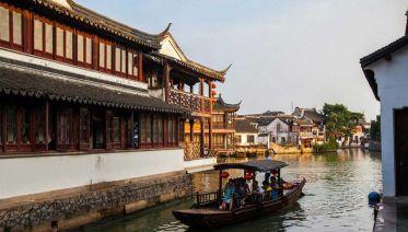 Shanghai Half-day Zhujiajiao Tour
