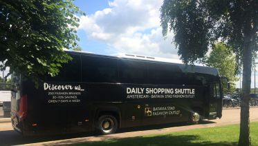 Shopping Shuttle to Batavia Stad Fashion Outlet