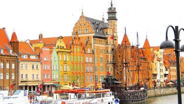 Shore Excursion: Best of Gdansk Tour