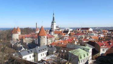 Shore Excursion: Best of Tallinn Highlights Tour