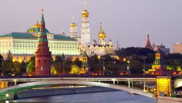 Shore Excursion: Moscow All Highlights Visa Free Tour