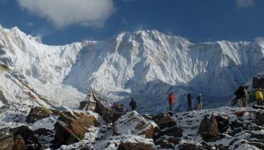 Short Annapurna Base Camp