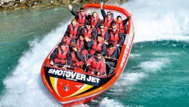 Shotover Canyon Jetboat Adrenaline