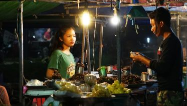 Siem Reap Evening Food Tour