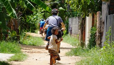 Siem Reap Half Day Countryside Bike Tour