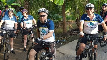 Siem Reap to Saigon Cycle Adventure