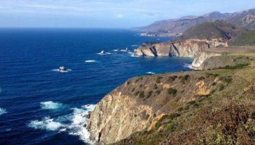 Sierras and Coast – San Francisco to Los Angeles