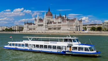 Sightseeing Cruise on the Danube