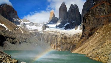 Sightseeing in Argentine & Chilean Patagonia
