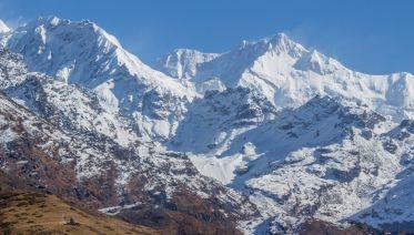 Sikkim Kanchenjunga Goecha la Trek