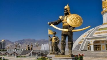 Silk Route & Mountains of Central Asia