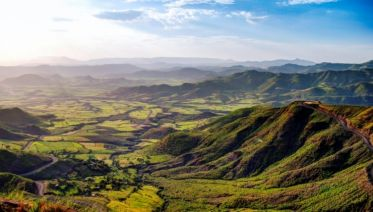 Simien Mountain Trek And Lalibela