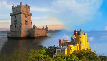 Sintra and Lisbon - 2 Day Tour