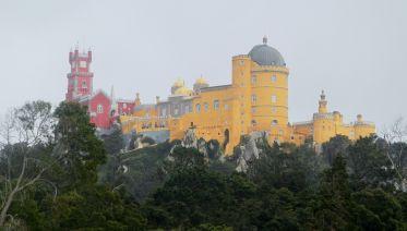 Sintra - Cascais: Electric Bike Tour