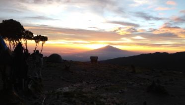 Six-Day Kilimanjaro Climb: Machame Route