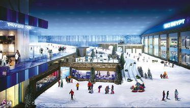 Ski Egypt Tour