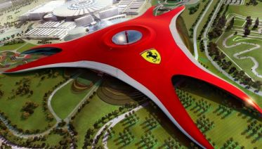 Skip-the-Line: Ferrari World Tickets
