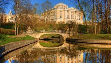 Skip-The-Line Private Tour: Pavlovsk Imperial Residence