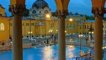 Skip-the-line-ticket: Szechenyi Spa - I Love Spa Package