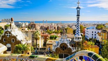 Skip-the-line: Walking Tour Park Güell