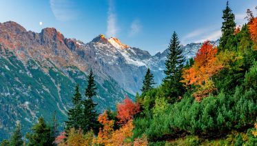 Slovakian Alps: High Tatras Self-Guided Walking Holiday