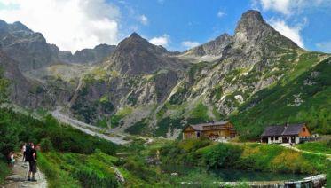 Slovakian Alps: High Tatras