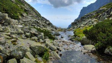 Slovakian Alps Hut To Hut Trek