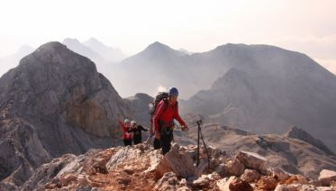 Slovenia: Julian Alps Traverse