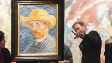 Small Group:  Van Gogh Tour incl. Van Gogh museum