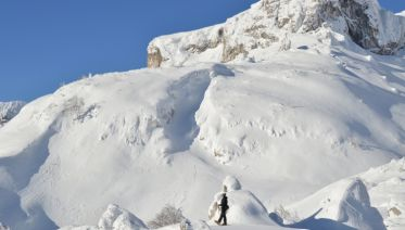 Snowshoeing & Winter Walking In Bosnia