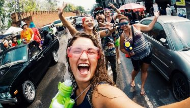 Songkran - Thailand New Year's Trip: 10 Days - The World's Greatest Waterfight