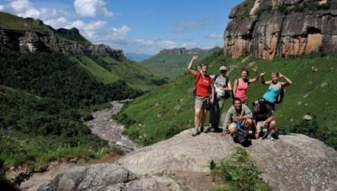 South Africa Walking Adventure