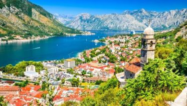 South Montenegro And Kotor Bay - Easy To Moderate