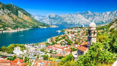 South Montenegro Coastal Walking Holiday